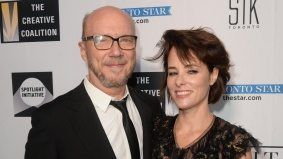Paul Haggis and Parker Posey previewed Yorkville's newest steak house