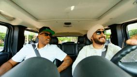 Watch Jus Reign and Kardinal Offishall drive around Toronto