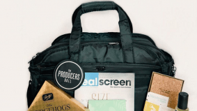 A look at all the free swag visiting celebrities got to take home from TIFF