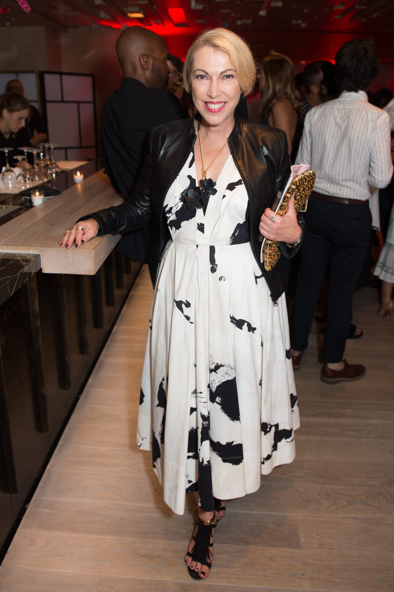 Toronto Life Best Dressed Event. Toronto, ON, Canada. Sep 8, 2016. (Image: Ryan Emberley)