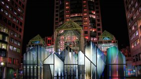 A <em>Stranger Things</em> party, a river of books and three other must-see spectacles at Nuit Blanche 2016