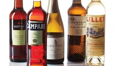 Five before-dinner drinks to serve before a holiday feast