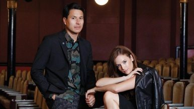 Toronto's Best Dressed: Artsy supercouple Jeffrey & Lucia Remedios