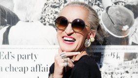 Toronto's Best Dressed: Ageless beauty Judith Maria Bradley