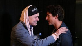 What Justin Trudeau, Ryan Reynolds and other notable Canadians are saying about Gord Downie's death