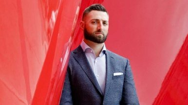 Toronto's Best Dressed: Dapper Blue Jays centre-fielder Kevin Pillar