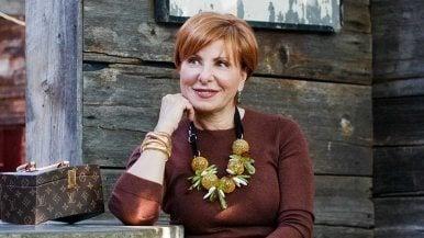 Toronto's Best Dressed: AGO board member and philanthropist Maxine Granovsky Gluskin