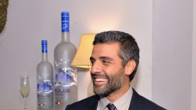 Oscar Isaac and Christian Bale partied for <em>The Promise</em> at Soho House