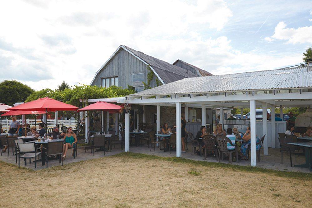 Prince Edward County Barn Renos: County Cider