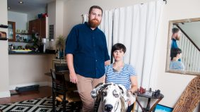 The Chase: A pair of 30-somethings try to rent an entire house on a $2,000 budget