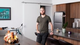 The Chase: A grad student swaps his house for an extra-roomy downtown rental