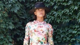 Toronto's Best Dressed: Extravagance-obsessed history buff Stella Alexandru