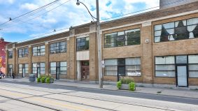 Condo of the Week: $675,000 for a Moss Park factory loft with its own garage