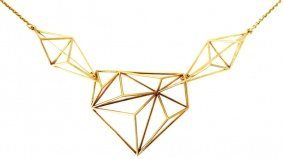 It's hip to be square with geometric jewellery from the city's top designers
