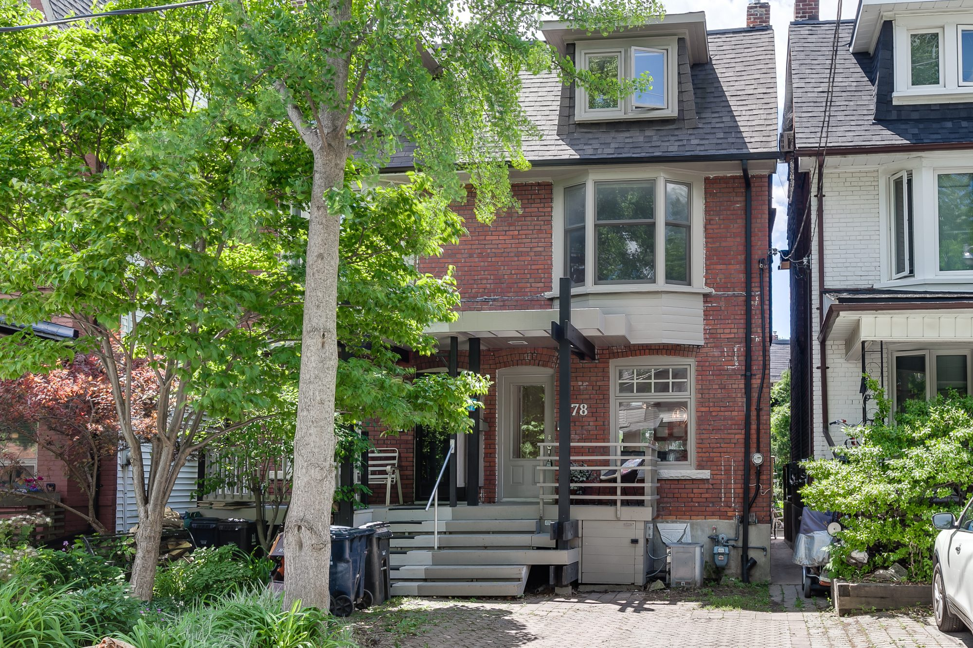 The house that sold at 178 Albany Avenue