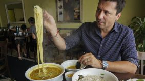 Where Origin and <em>MasterChef Canada</em>'s Claudio Aprile eats in the burbs