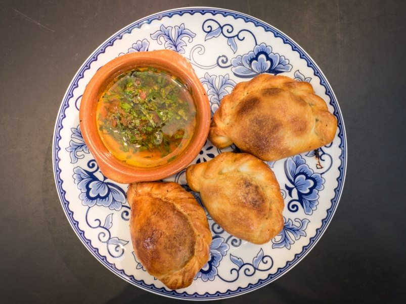 What's on the menu at Leña, O&B's new Argentine restaurant in Saks Fifth Avenue