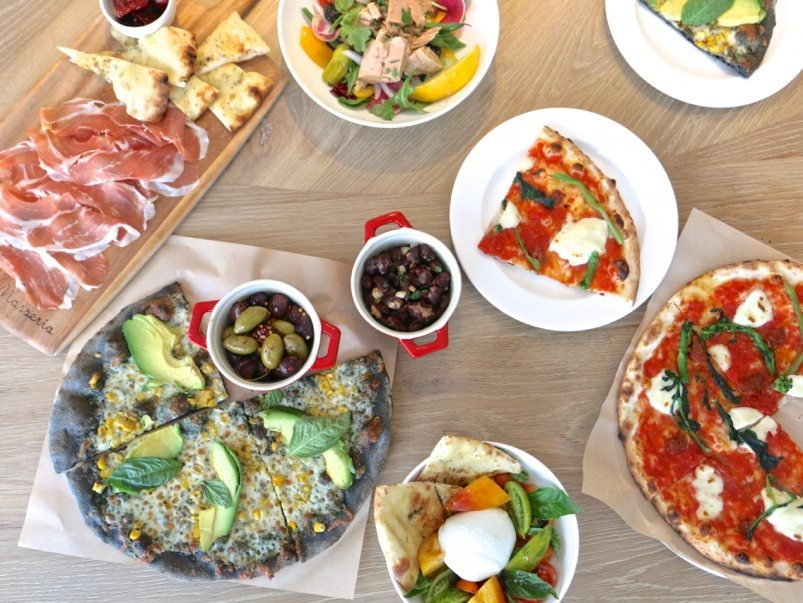 What's on the menu at Masseria, a new Italian restaurant from the president of Pizza Nova