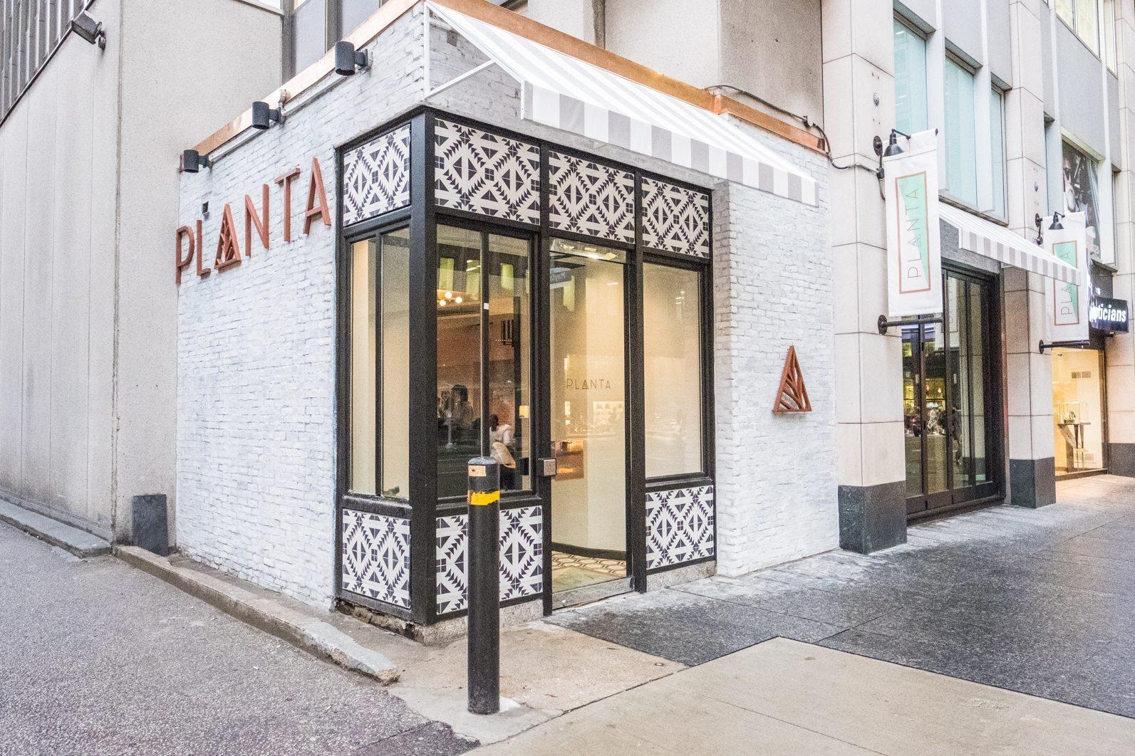 toronto-restaurants-planta-vegetarian-the-chase-david-lee-yorkville-exterior
