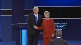 What Toronto Twitter had to say about last night's ridiculous presidential debate