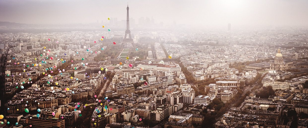 Balloons Over Paris - Page 60 61 of Dreamscapes