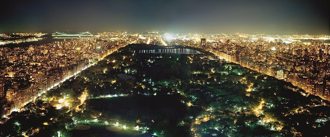 Central Park - Dreamscapes by David Drebin