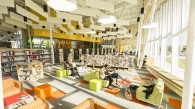 Have a look inside the GTA's coolest new library