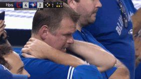 Last night's heartbreaking Blue Jays game, in GIFs