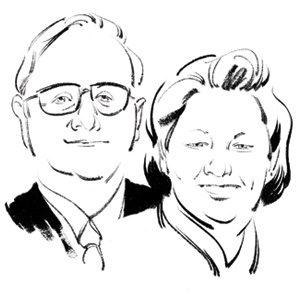 Gabriel and Susan Erem