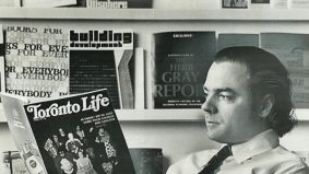 The man who bought Toronto Life for a dollar and turned it into a multimillion-dollar media empire