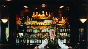 Q&A: Joe Gomes, Toronto's longest-serving bartender, on 57 years of mixing drinks at the Park Hyatt