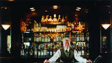 Q&A: Joe Gomes, Toronto's longest-serving bartender, on 57 years of mixing drinks at the Park Hyatt