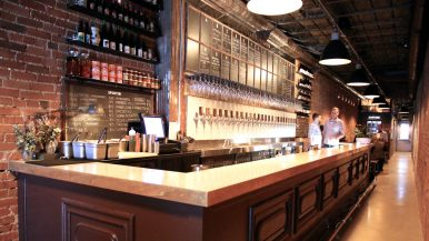 What's on the menu at Birreria Volo, a new beer hall from the owners of Bar Volo