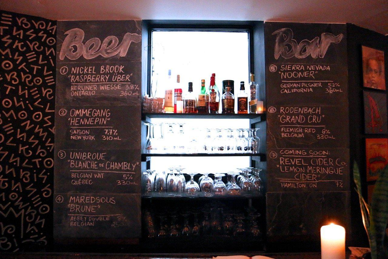 toronto-bars-restaurants-laylow-dufferin-grove-beer-drink-menu