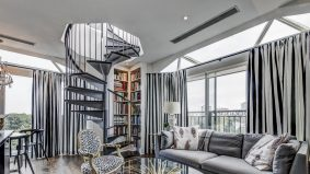 Condo of the Week: $800,000 for a penthouse with fashion sense