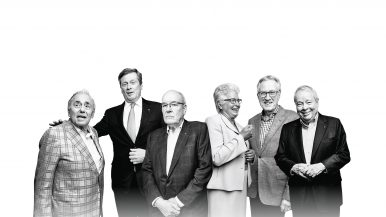 Six Toronto mayors (including the current one) talk about the city