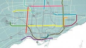 What Toronto's transportation network will be like in 50 years