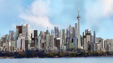 What Toronto's skyline will look like in the near future