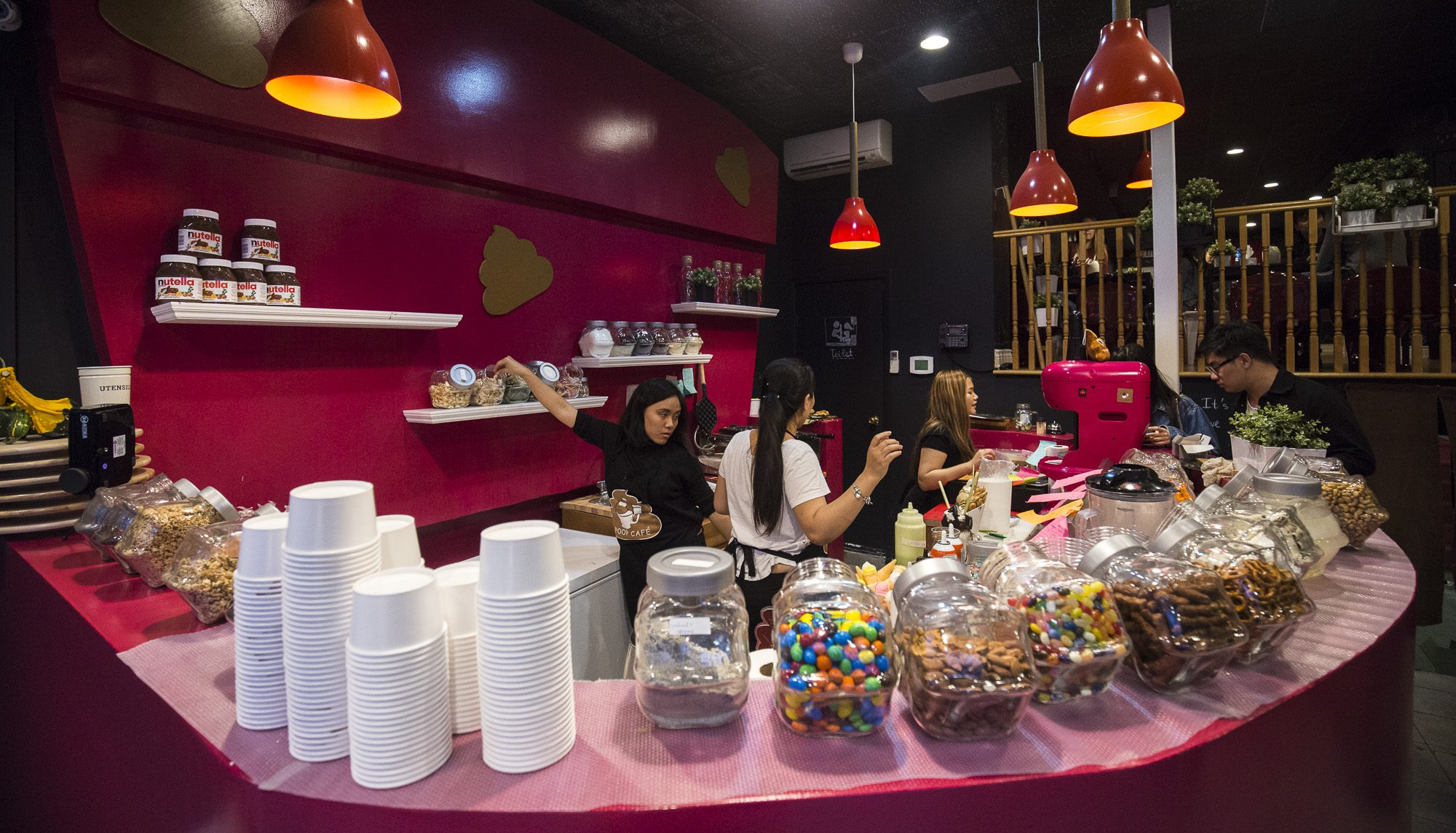 toronto-streeters-first-poop-cafe-annex-counter