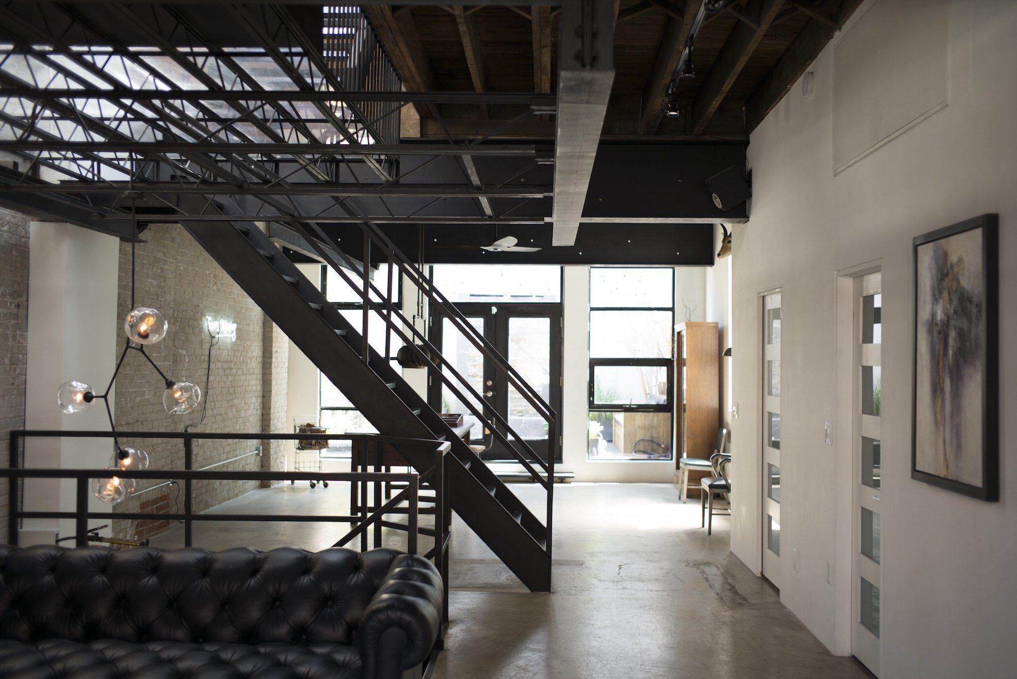 Airbnb-Garage