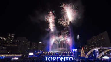 The Cavalcade of Lights, a Gordon Lightfoot concert series and six other things to do this week