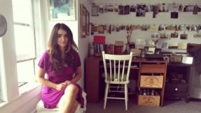 Meet the west-end writer with 50 love letters—including some from World War I—in her bedroom