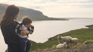 Twenty photos that prove Coco Rocha's baby has a more glamorous life than you
