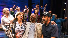 A new musical about 9/11, a gourmet food fest and eight other things to do this week