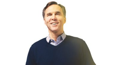Toronto's 50 Most Influential: #6, Bill Morneau