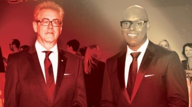 Toronto's 50 Most Influential: #14, Cameron Bailey and Piers Handling