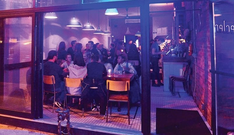 How Chantecler and Bar Begonia ditched trendiness and became 2016's hippest hangouts