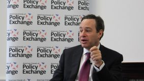 Q&A: David Frum, conservative commentator and former George W. Bush speechwriter, on why Trump is dangerous