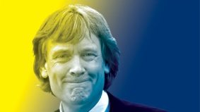 Toronto's 50 Most Influential: #12, David Thomson
