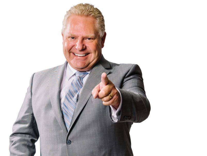 Q&A: Doug Ford, whose new book aims to set the record straight on his brother's disastrous mayoralty